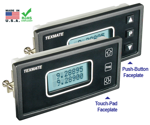 Texmate Panel Meter SD-802XAI
