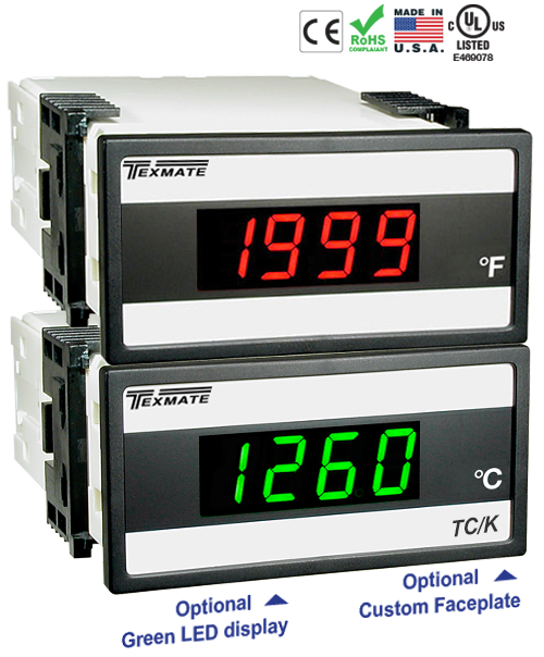 Texmate Panel Meter DX-35-TC-KC