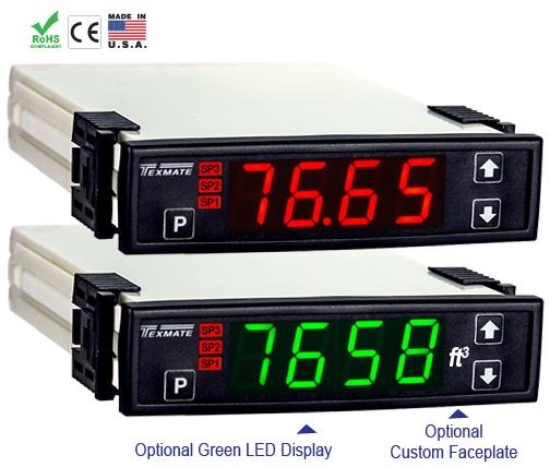 Texmate Panel Meter BL-40PSF-PROCESS