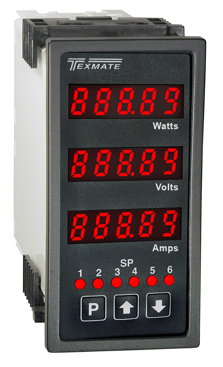 Texmate Panel Meter DI-503-POWER