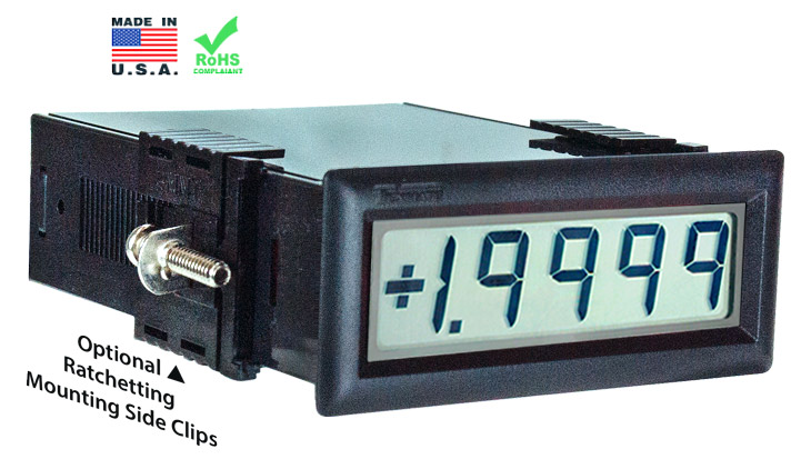 Texmate Panel Meter PM-45XU