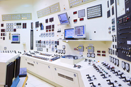 Refurbishing Power Station Control Room