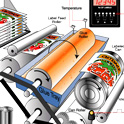 25_Can Label Glue Application Machine