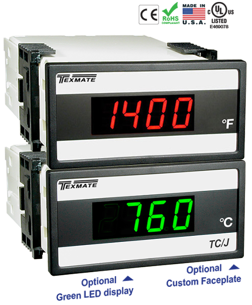 Texmate Panel Meter DX-35-TC-JF