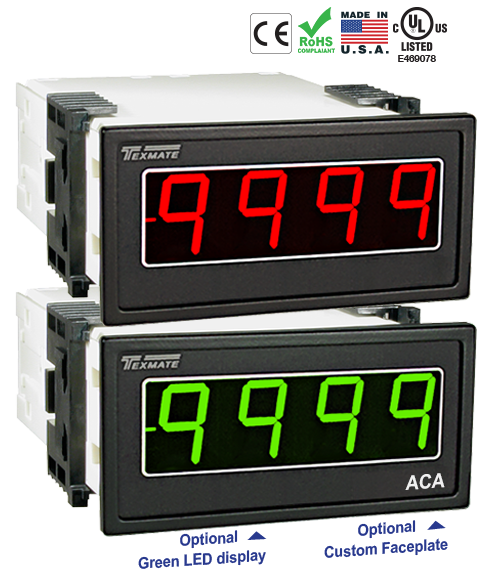 Texmate Panel Meter DX-40-ACA