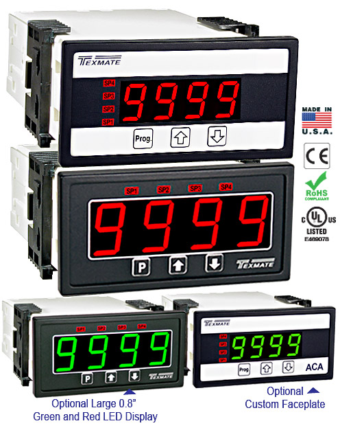Texmate Panel Meter DL-40-ACA