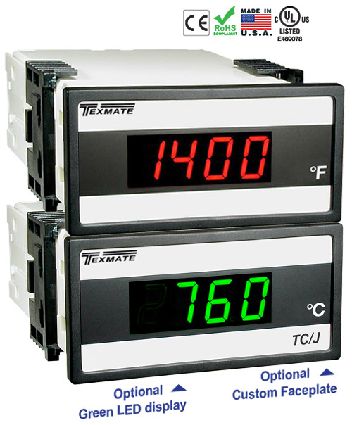 Texmate Panel Meter DX-35-TC-JC
