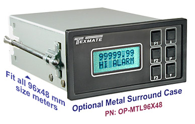 NEMA metal surround case
